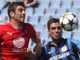 «Таврия» — «Черноморец» — 1:3. После матча. Лужный: «Таков у нас уровень футболистов...»