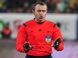 «Шахтер» и «Динамо» рассудит Труханов