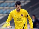 Бускетс дал понять, что «Барселона» — безвольная команда