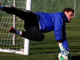 Александр Рыбка — лучший игрок матча «Валенсия» — «Динамо»