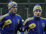 ФОТОрепортаж: открытая тренировка сборной Украины (19 фото)