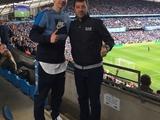 Юрий Вирт: «В Манчестере к Зинченко относятся, как к своему, и верят в него»