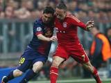 ЛЧ: «Бавария» громит «Барселону» в первом матче 1/2 финала