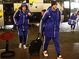 «Динамо» прибыло в Одессу в составе 18-ти футболистов