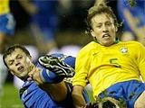 Бразилия — Украина — 2:0. Отчет о матче