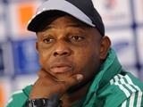 Главный тренер сборной Нигерии уже пять месяцев не получает зарплату