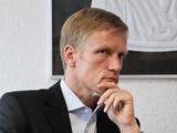 Ушел в отставку главный менеджер «Хоффенхайма»