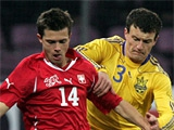 Сборная Украины сыграла вничью со сборной Швейцарии (ФОТО, ВИДЕО)