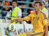 Андрей Ярмоленко — лучший игрок матча Черногория — Украина