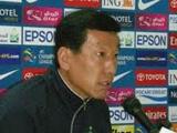 Новый тренер сборной Кореи уже говорит об отставке