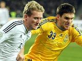 Украина — Германия — 3:3. Эксклюзивный ФОТОрепортаж (32 фото)