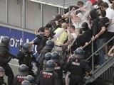 В Мюнхене задержано полсотни фанов «Цюриха»