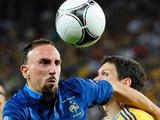 Франк Рибери: «Не хочу играть с Португалией или Хорватией»