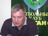 Олег Лещинский: «Не скажу, что матч со «Спартаком» серьезнее, чем с киевским «Динамо»