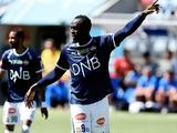Усэйн Болт дебютировал в качестве футболиста за норвежский «Стремсгодсет»