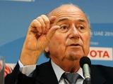 Блаттер надеется реформировать ФИФА