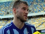 Андрей Ярмоленко: «После игры посмотрим, кто — лидер, а кто — крепкий середняк»