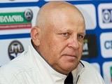 Кварцяный: «Наша задача в матчах с «Днепром» и «Металлистом» — взять шесть очков»