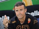 Франко Бальдини: «Луис Энрике останется в «Роме»