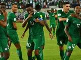 Сборной Нигерии засчитано техническое поражение в последнем матче отбора ЧМ-2018