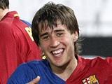 «Барселона» хочет продлить контракт с Кркичем