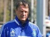 Александр ХАЦКЕВИЧ: «В каждой игре мы будем играть уже на результат»
