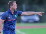 Сергей Ребров: «Команда прогрессирует, кое-что у нас уже получается»