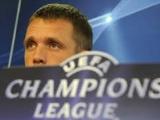 Виктор Гончаренко: «Результат игры с «Барселоной» имеет для нас огромное значение»
