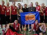 Баскетбольный клуб Севастополя уже покинул чемпионат Украины