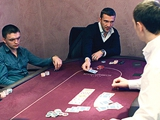 Андрей Шевченко играет. B покер…