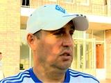 Юрий МОРОЗ: «Чтобы играть в киевском «Динамо», нужно играть на любом месте достойно»