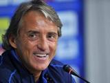Манчини: «В футболе нету магии, поэтому нужно тяжело работать на тренировках»