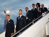 «Реал» приземлился в Борисполе. Без контакта с болельщиками (ФОТО)