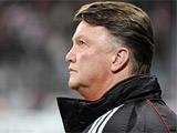 Луи ван Гал: «Нам нужно скорее продавать игроков, чем покупать»