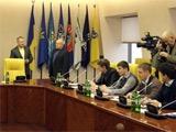 Хацкевич и Белькевич получили тренерские PRO-дипломы