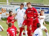 Гладкий приносит победу «Динамо» в контрольном матче с «Вюрцбургер Кикерс»