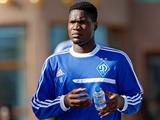 Браун Идейе — лучший игрок матча «Металлист» — «Динамо»