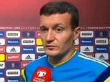 Артем ФЕДЕЦКИЙ: «Ответный матч со Словенией будет просто сумасшедший»