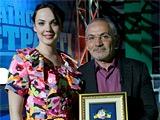 Тележурналист Савик Шустер получил звезду «Патриот футбола»