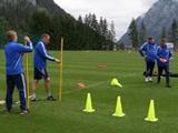 «Динамо» проведет в Австрии четыре матча