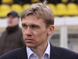 Александр Горшков возглавил «Нижний Новгород»