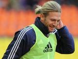 Андрей Воронин: «Не представляю, какая роль отведена мне в «Динамо»