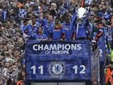 В «Челси» повредили кубок Лиги чемпионов