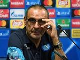 Маурицио Сарри: «В матче с «Шахтером» жду от своей команды решительного футбола»