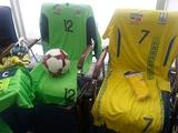 С Косовом и Хорватией сборная Украины сыграет в желтой форме