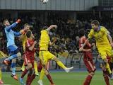 Украина — Испания — 0:1. ФОТОрепортаж (36 фото)