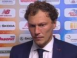 Андрей Пятов: «Запомнился матч против хорватов, когда соперник победил за счет мастерства Модрича»