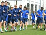 Завтра «Динамо» выходит из отпуска