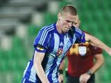 Никита БУРДА: «В «Динамо» не было такого, чтобы кто-то повышал на меня голос»