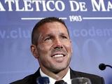 «Атлетико» объявил о продлении контракта с Симеоне до 2017 года